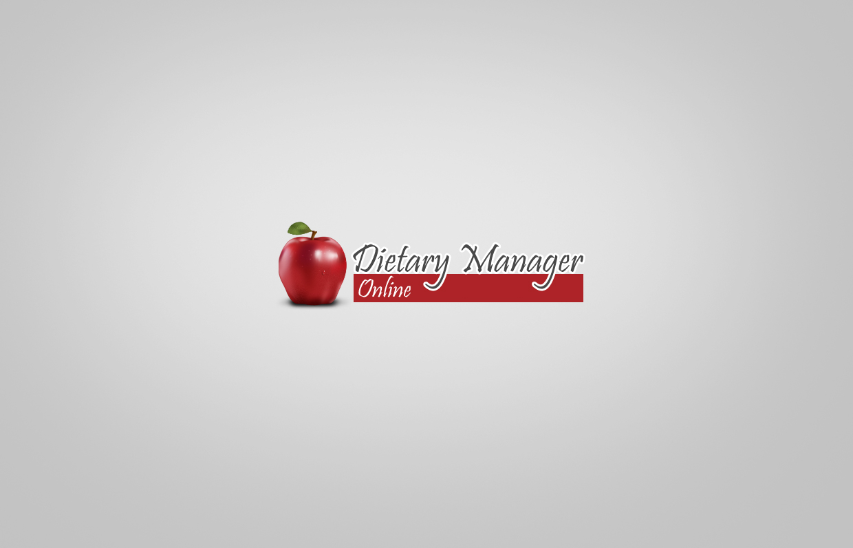 Logo Design by Tathastu Sharma - Entry No. 11 in the Logo Design Contest Fun Logo Design for Dietary Manager Online.