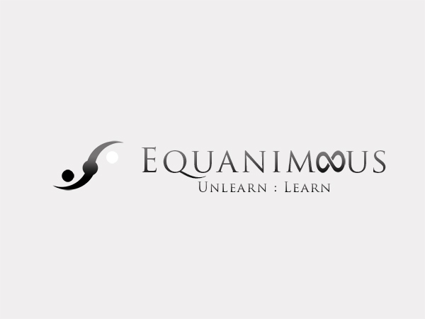 Logo Design by Mythos Designs - Entry No. 58 in the Logo Design Contest Logo Design : EQUANIMOUS : Productivity | Learning | Design.
