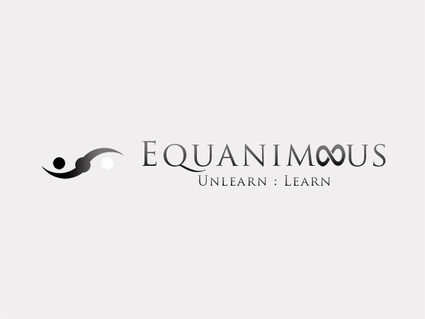 Logo Design by Mythos Designs - Entry No. 60 in the Logo Design Contest Logo Design : EQUANIMOUS : Productivity | Learning | Design.
