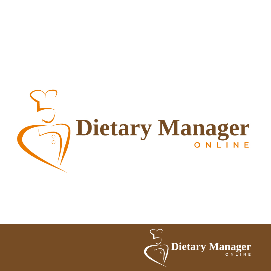 Logo Design by Edward Goodwin - Entry No. 13 in the Logo Design Contest Fun Logo Design for Dietary Manager Online.