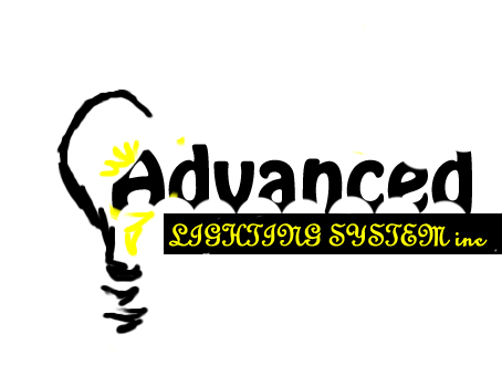Logo Design by Azka Ik - Entry No. 1 in the Logo Design Contest New Logo Design Needed for  Company Advanced Lighting Systems Inc..