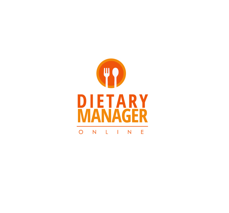 Logo Design by elmd - Entry No. 17 in the Logo Design Contest Fun Logo Design for Dietary Manager Online.