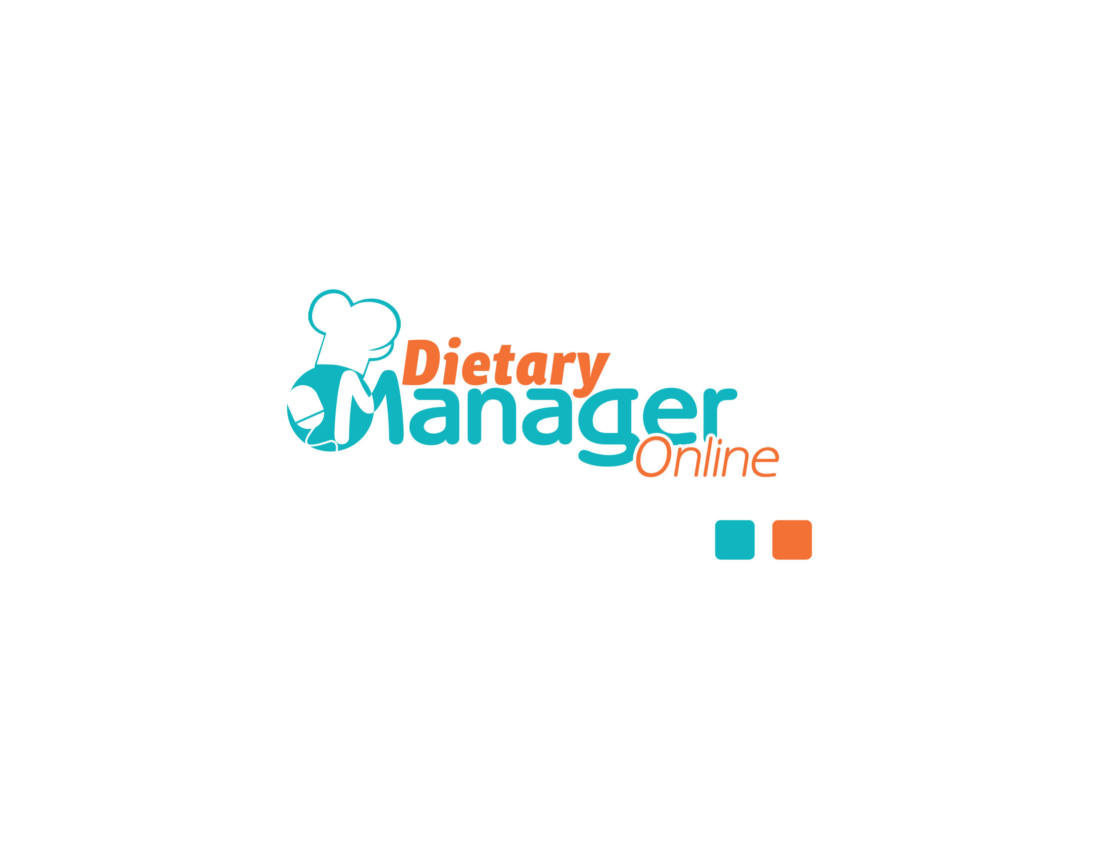Logo Design by Private User - Entry No. 19 in the Logo Design Contest Fun Logo Design for Dietary Manager Online.
