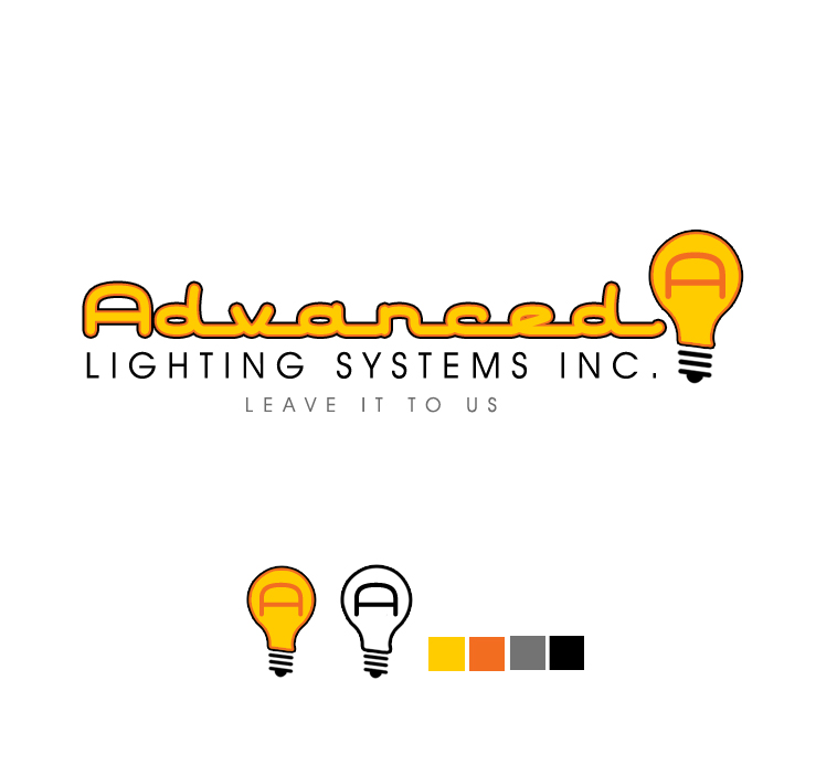 Logo Design by elmd - Entry No. 3 in the Logo Design Contest New Logo Design Needed for  Company Advanced Lighting Systems Inc..