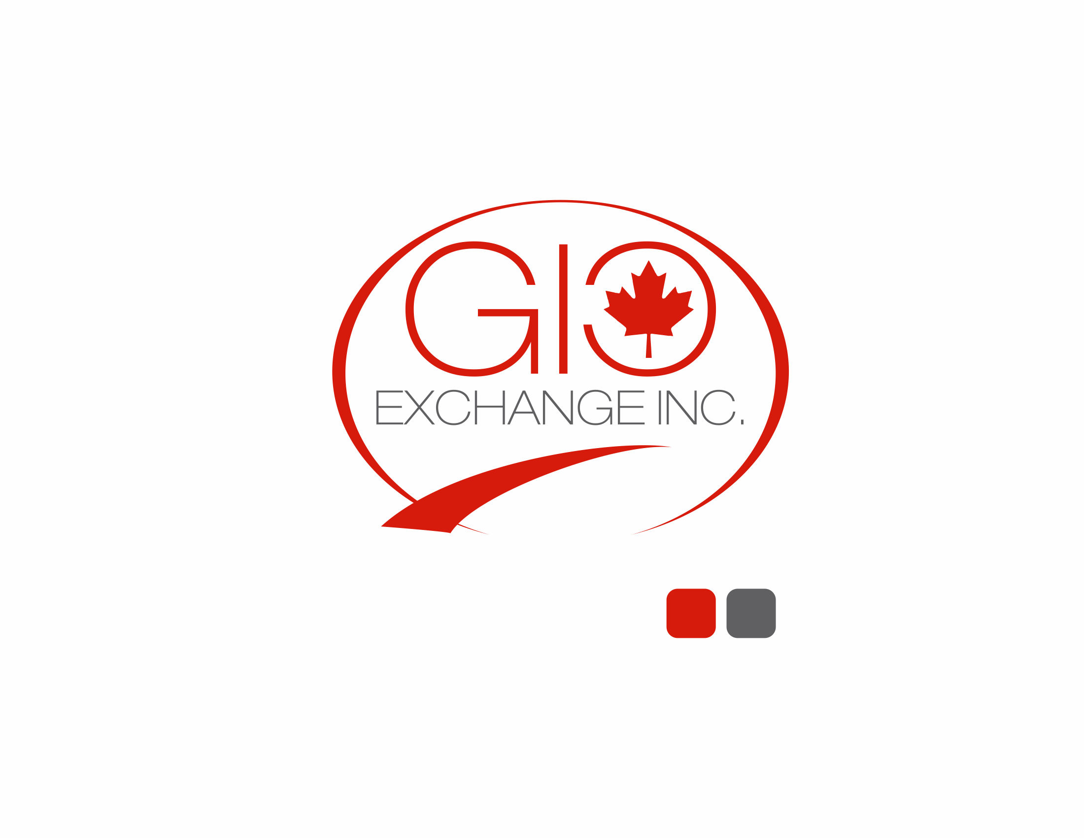Logo Design by Private User - Entry No. 21 in the Logo Design Contest Logo Design Needed for Exciting New Company GIC Exchange Inc..