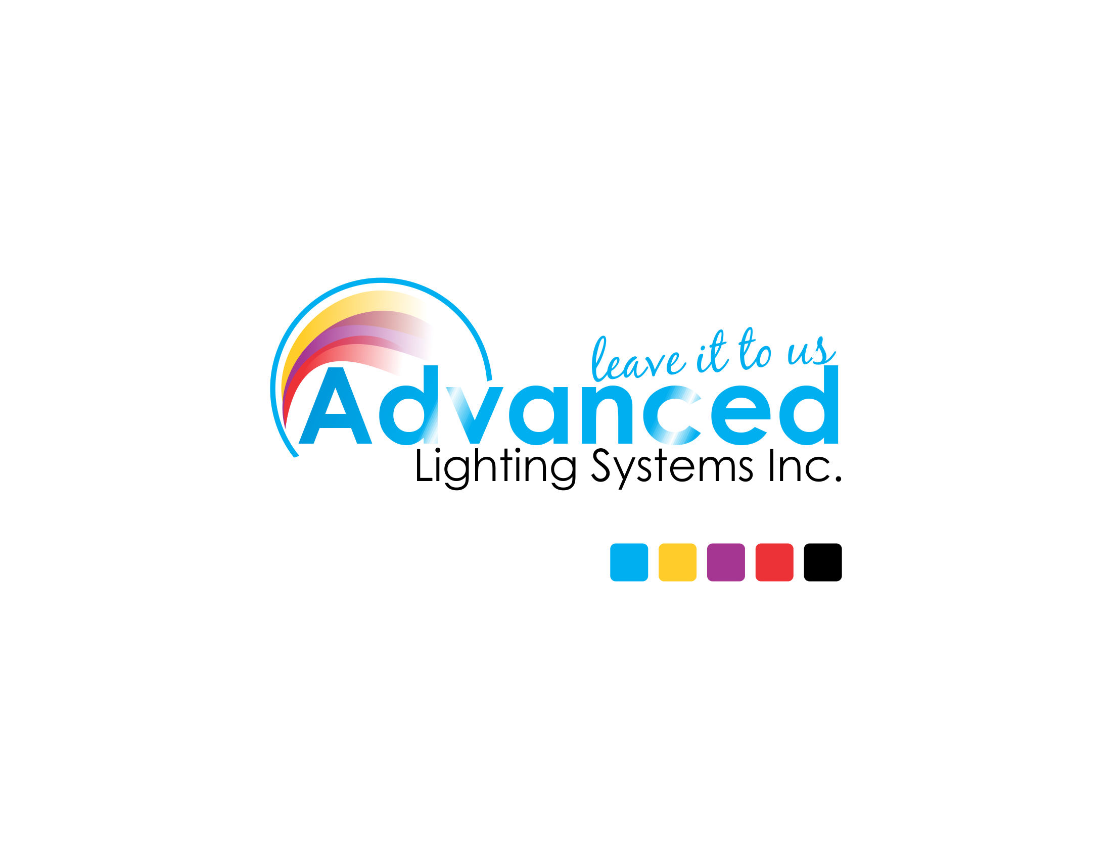 Logo Design by Private User - Entry No. 10 in the Logo Design Contest New Logo Design Needed for  Company Advanced Lighting Systems Inc..