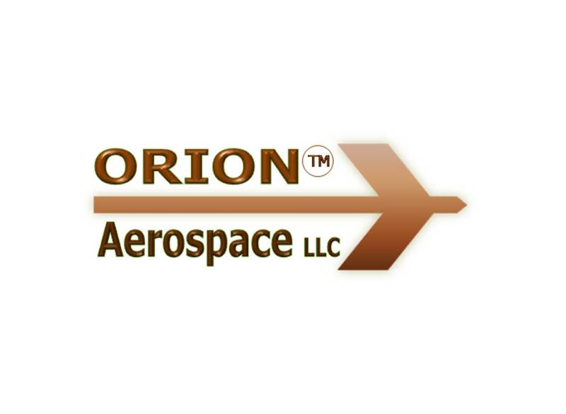 Logo Design by openartposter - Entry No. 281 in the Logo Design Contest Orion Aerospace, LLC.