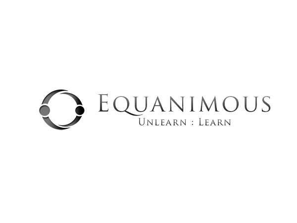 Logo Design by Mythos Designs - Entry No. 83 in the Logo Design Contest Logo Design : EQUANIMOUS : Productivity | Learning | Design.