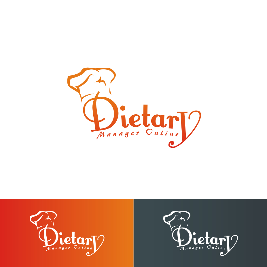 Logo Design by Think - Entry No. 26 in the Logo Design Contest Fun Logo Design for Dietary Manager Online.