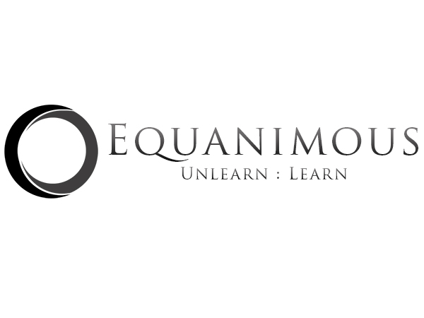 Logo Design by Mythos Designs - Entry No. 85 in the Logo Design Contest Logo Design : EQUANIMOUS : Productivity | Learning | Design.