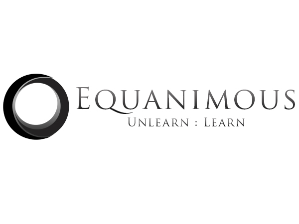 Logo Design by Mythos Designs - Entry No. 86 in the Logo Design Contest Logo Design : EQUANIMOUS : Productivity | Learning | Design.