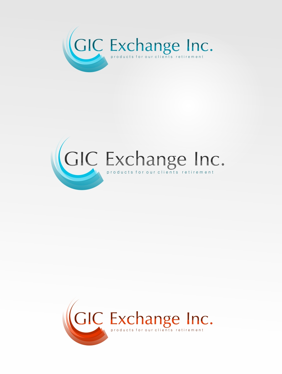 Logo Design by Private User - Entry No. 23 in the Logo Design Contest Logo Design Needed for Exciting New Company GIC Exchange Inc..