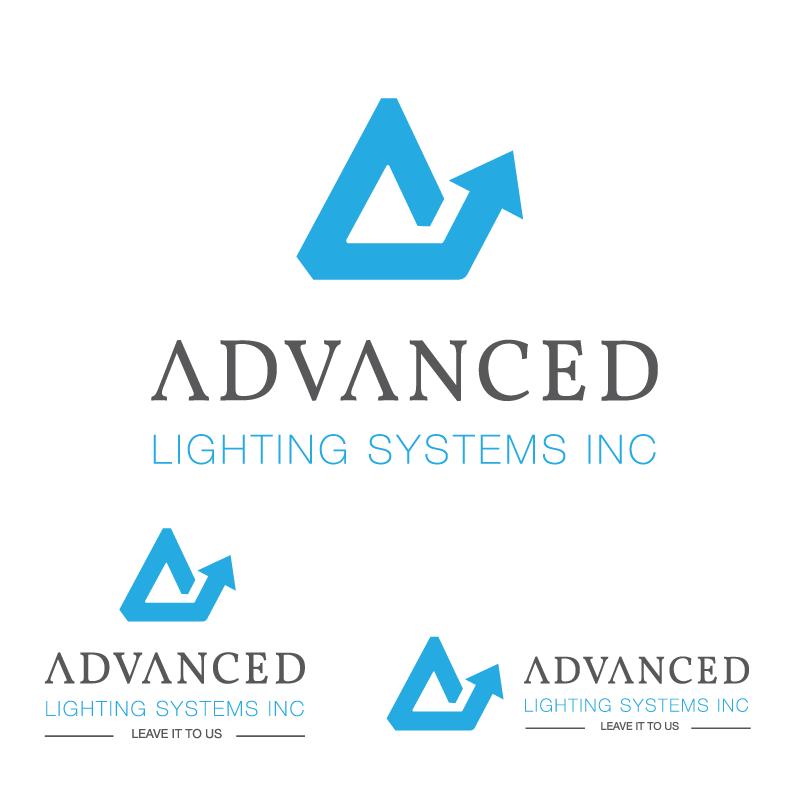 Logo Design by Novita Helviana - Entry No. 15 in the Logo Design Contest New Logo Design Needed for  Company Advanced Lighting Systems Inc..