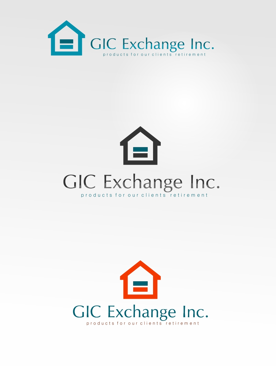 Logo Design by Private User - Entry No. 24 in the Logo Design Contest Logo Design Needed for Exciting New Company GIC Exchange Inc..