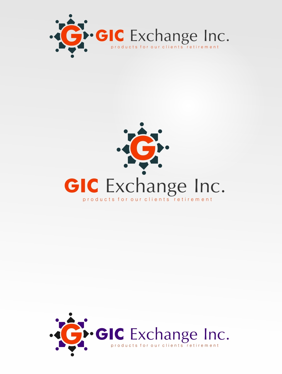 Logo Design by Private User - Entry No. 28 in the Logo Design Contest Logo Design Needed for Exciting New Company GIC Exchange Inc..