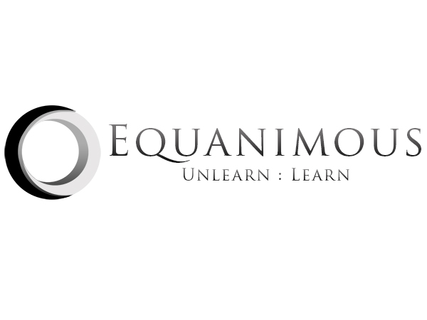 Logo Design by Mythos Designs - Entry No. 89 in the Logo Design Contest Logo Design : EQUANIMOUS : Productivity | Learning | Design.
