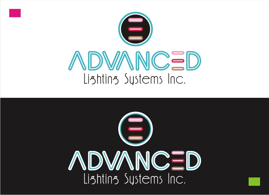 Logo Design by Private User - Entry No. 18 in the Logo Design Contest New Logo Design Needed for  Company Advanced Lighting Systems Inc..