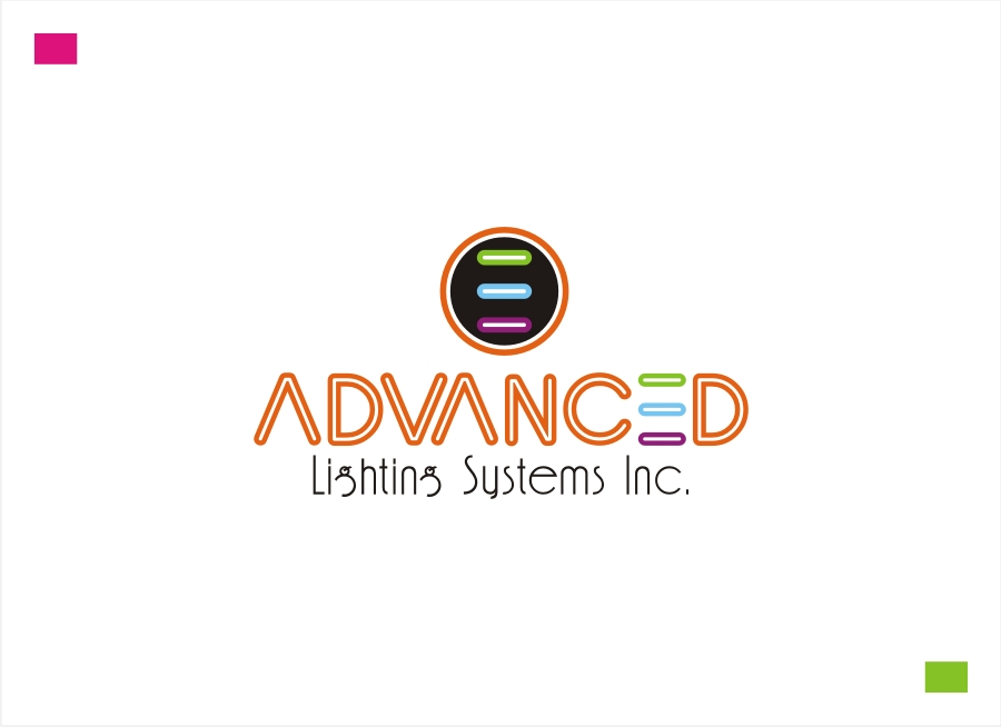 Logo Design by Private User - Entry No. 19 in the Logo Design Contest New Logo Design Needed for  Company Advanced Lighting Systems Inc..