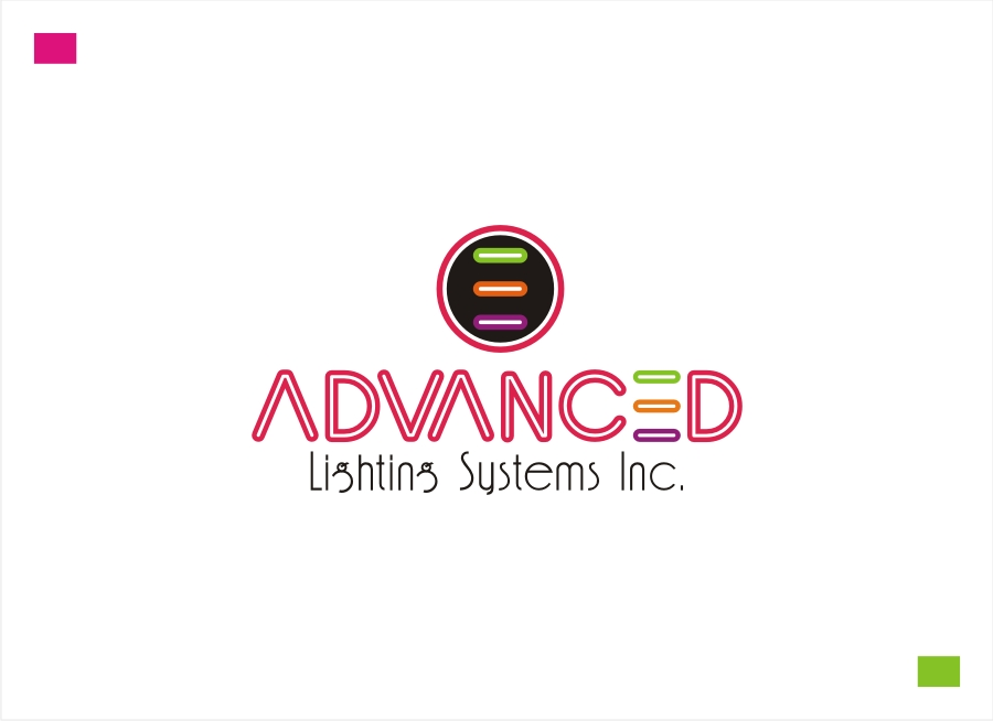 Logo Design by Private User - Entry No. 20 in the Logo Design Contest New Logo Design Needed for  Company Advanced Lighting Systems Inc..