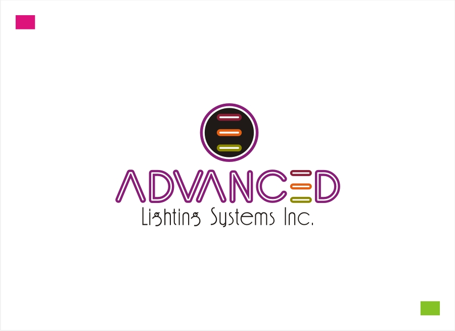 Logo Design by Private User - Entry No. 21 in the Logo Design Contest New Logo Design Needed for  Company Advanced Lighting Systems Inc..