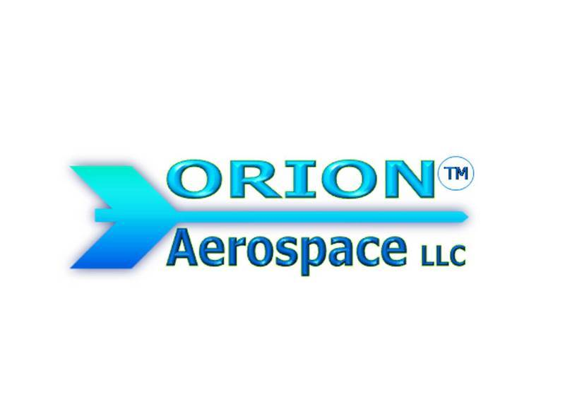 Logo Design by openartposter - Entry No. 285 in the Logo Design Contest Orion Aerospace, LLC.