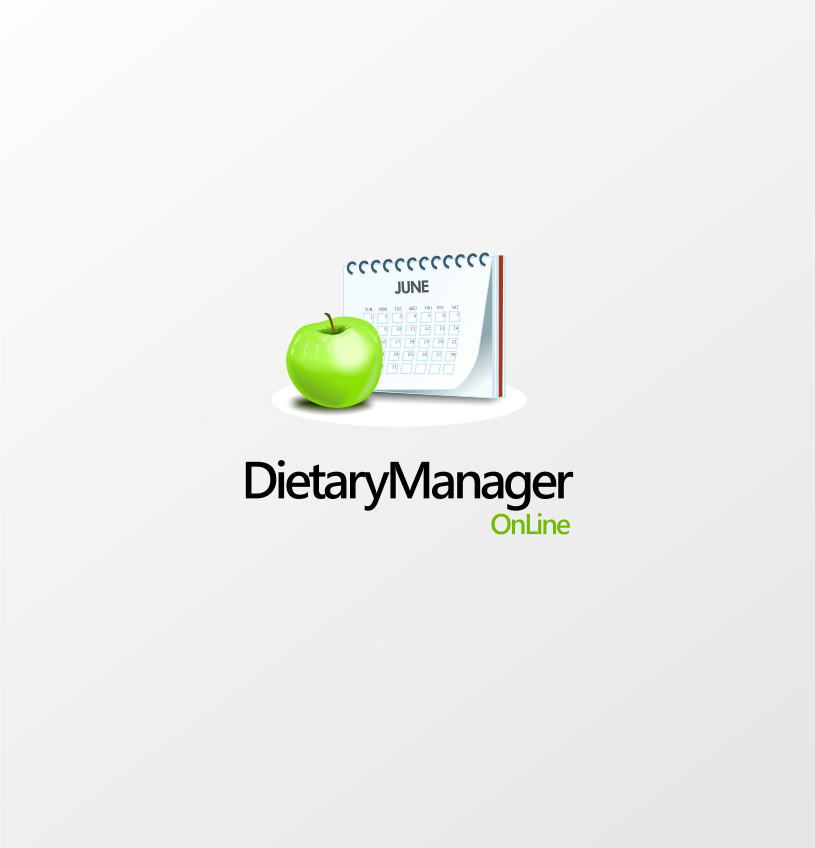 Logo Design by Jorge Sardon - Entry No. 32 in the Logo Design Contest Fun Logo Design for Dietary Manager Online.