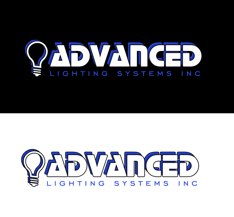 Logo Design by elmd - Entry No. 29 in the Logo Design Contest New Logo Design Needed for  Company Advanced Lighting Systems Inc..