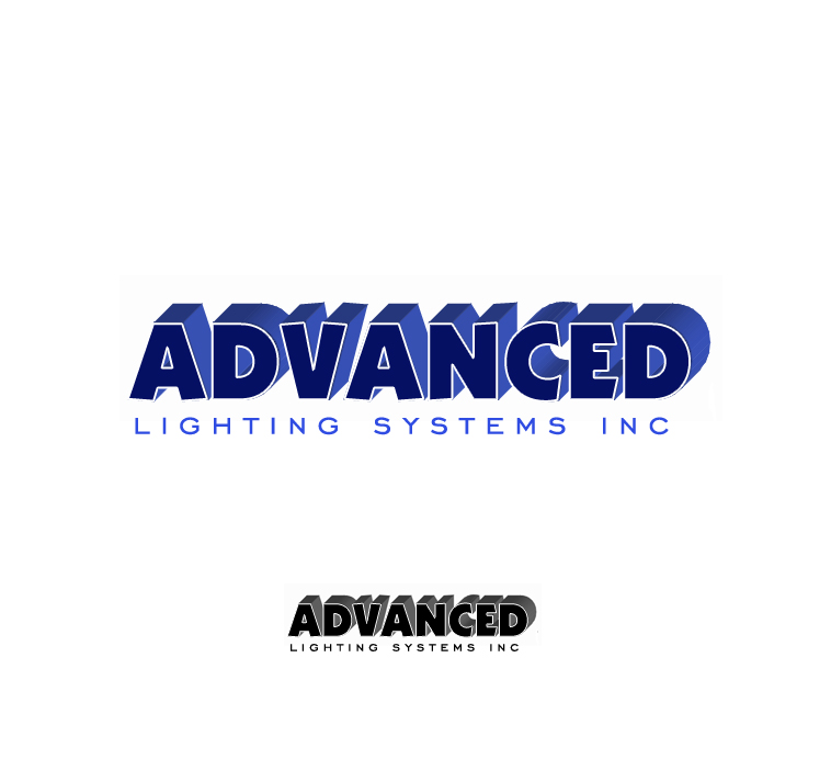 Logo Design by elmd - Entry No. 30 in the Logo Design Contest New Logo Design Needed for  Company Advanced Lighting Systems Inc..