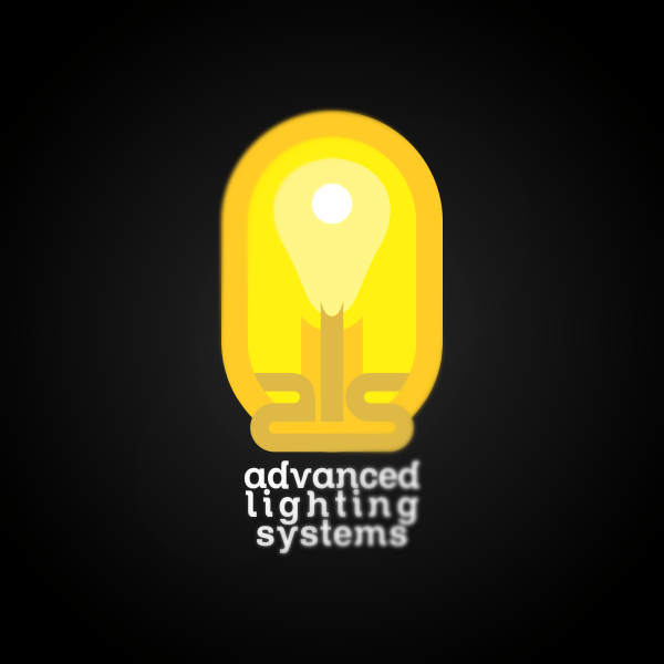 Logo Design by Private User - Entry No. 33 in the Logo Design Contest New Logo Design Needed for  Company Advanced Lighting Systems Inc..