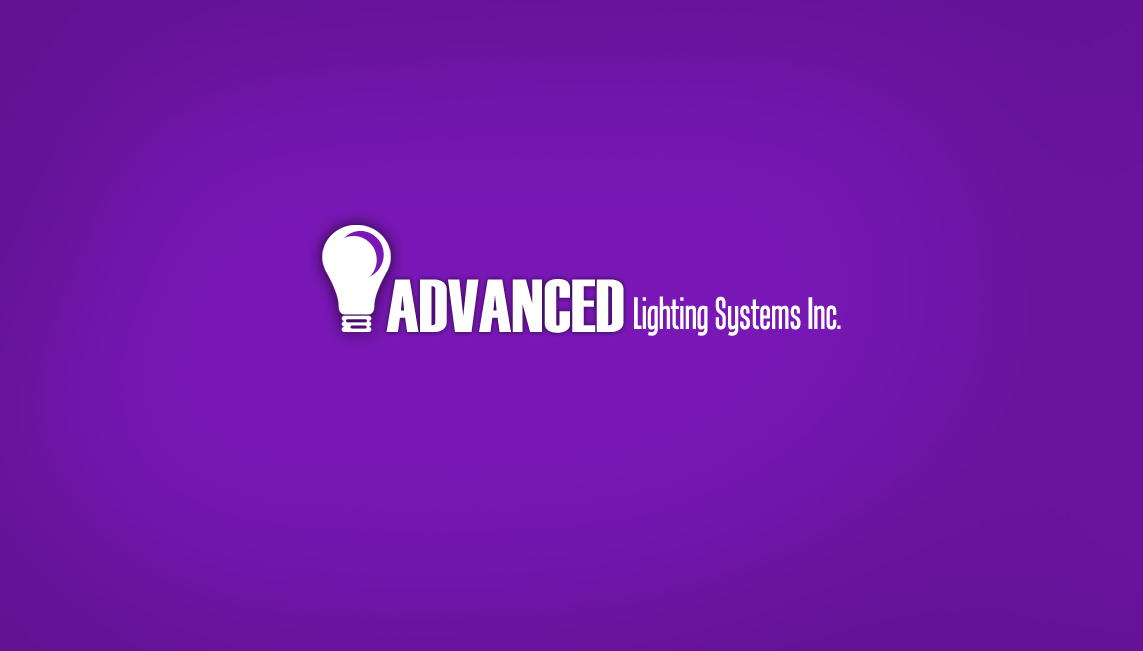 Logo Design by Tathastu Sharma - Entry No. 34 in the Logo Design Contest New Logo Design Needed for  Company Advanced Lighting Systems Inc..