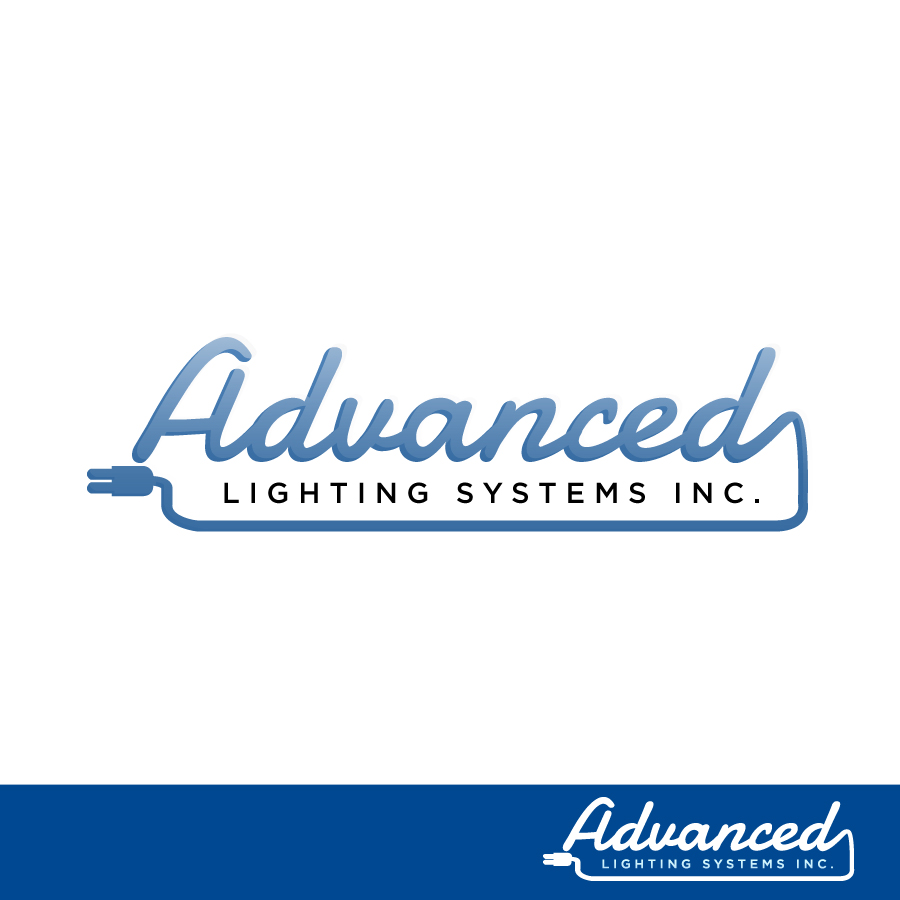 Logo Design by Edward Goodwin - Entry No. 41 in the Logo Design Contest New Logo Design Needed for  Company Advanced Lighting Systems Inc..
