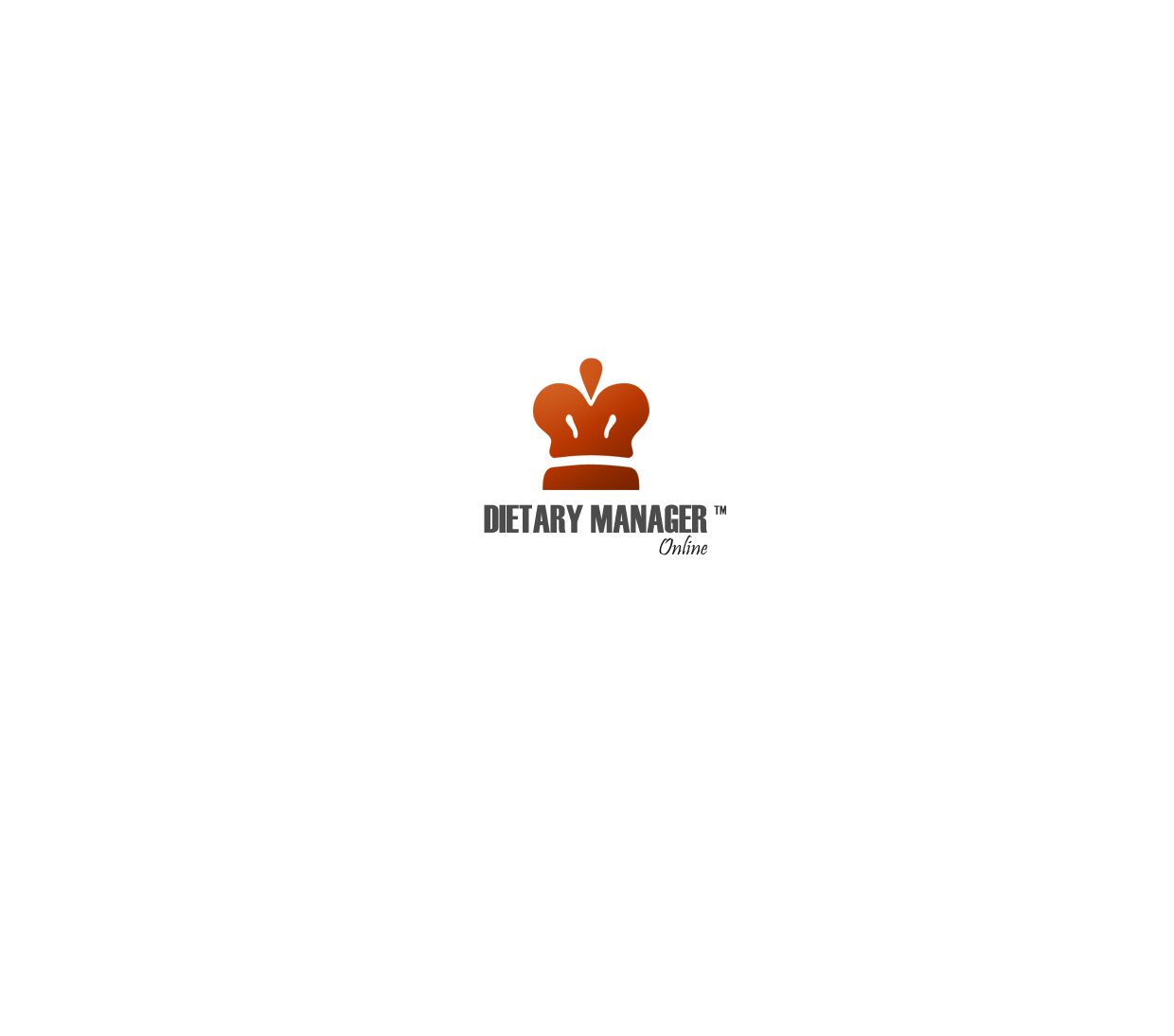 Logo Design by Tathastu Sharma - Entry No. 35 in the Logo Design Contest Fun Logo Design for Dietary Manager Online.