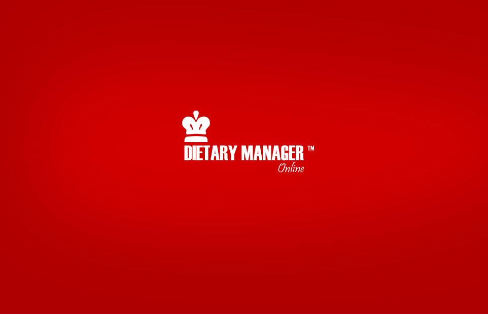 Logo Design by Tathastu Sharma - Entry No. 36 in the Logo Design Contest Fun Logo Design for Dietary Manager Online.