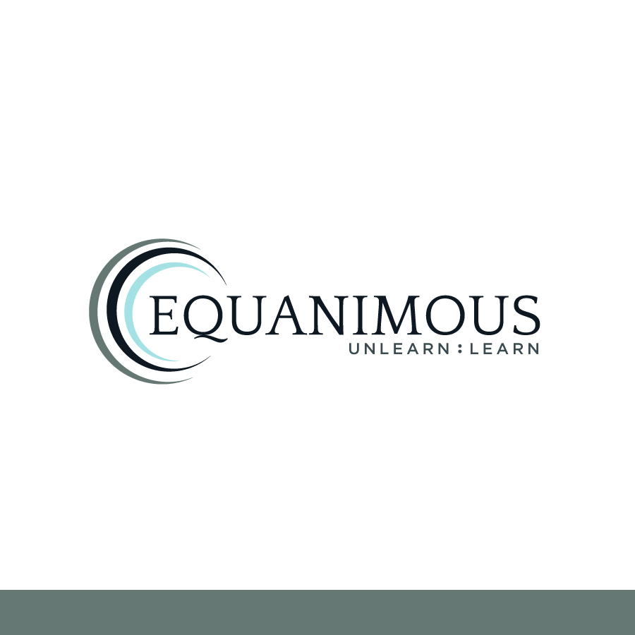 Logo Design by Edward Goodwin - Entry No. 102 in the Logo Design Contest Logo Design : EQUANIMOUS : Productivity | Learning | Design.