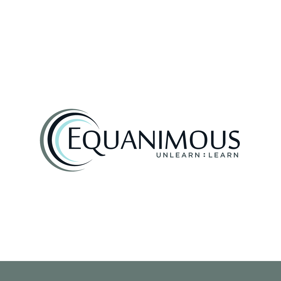 Logo Design by Edward Goodwin - Entry No. 103 in the Logo Design Contest Logo Design : EQUANIMOUS : Productivity | Learning | Design.