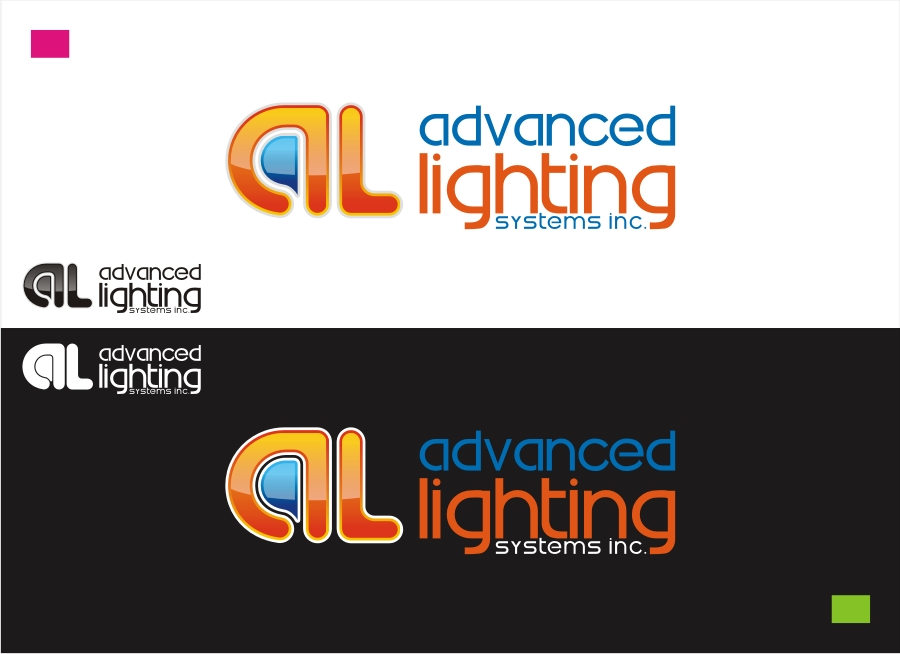 Logo Design by Private User - Entry No. 50 in the Logo Design Contest New Logo Design Needed for  Company Advanced Lighting Systems Inc..