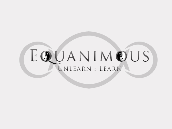 Logo Design by Mythos Designs - Entry No. 109 in the Logo Design Contest Logo Design : EQUANIMOUS : Productivity | Learning | Design.