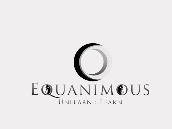 Logo Design by Mythos Designs - Entry No. 110 in the Logo Design Contest Logo Design : EQUANIMOUS : Productivity | Learning | Design.