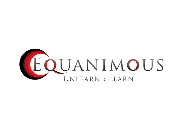 Logo Design by Mythos Designs - Entry No. 113 in the Logo Design Contest Logo Design : EQUANIMOUS : Productivity | Learning | Design.