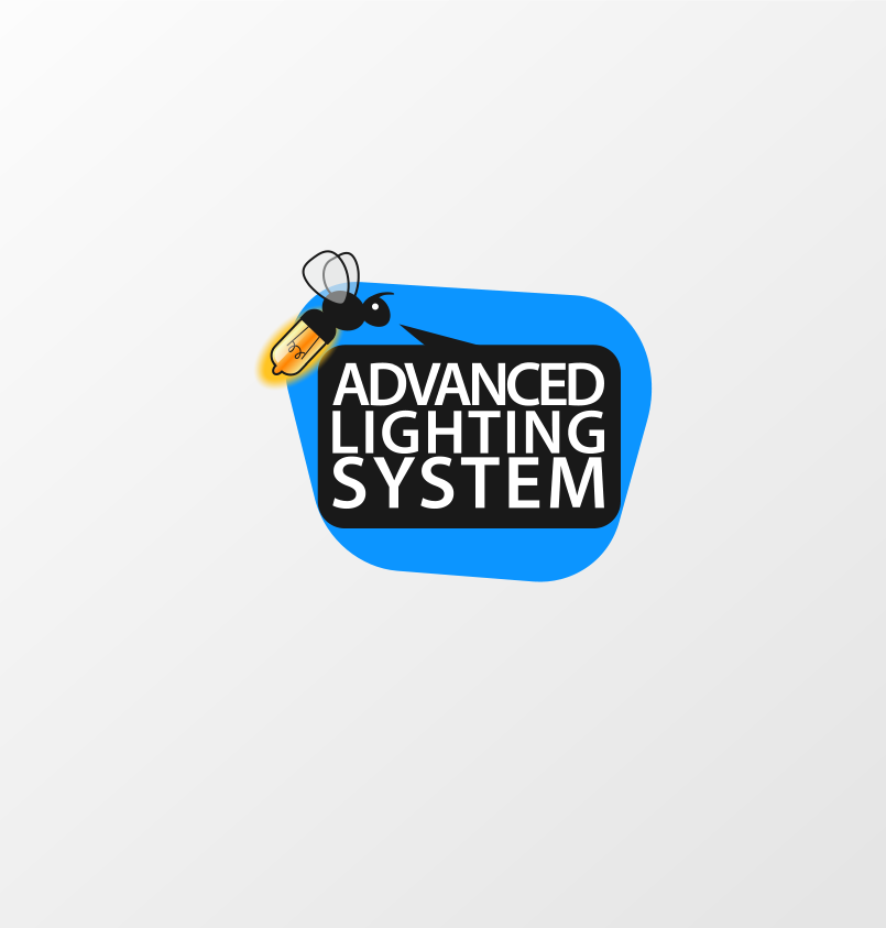 Logo Design by Jorge Sardon - Entry No. 56 in the Logo Design Contest New Logo Design Needed for  Company Advanced Lighting Systems Inc..