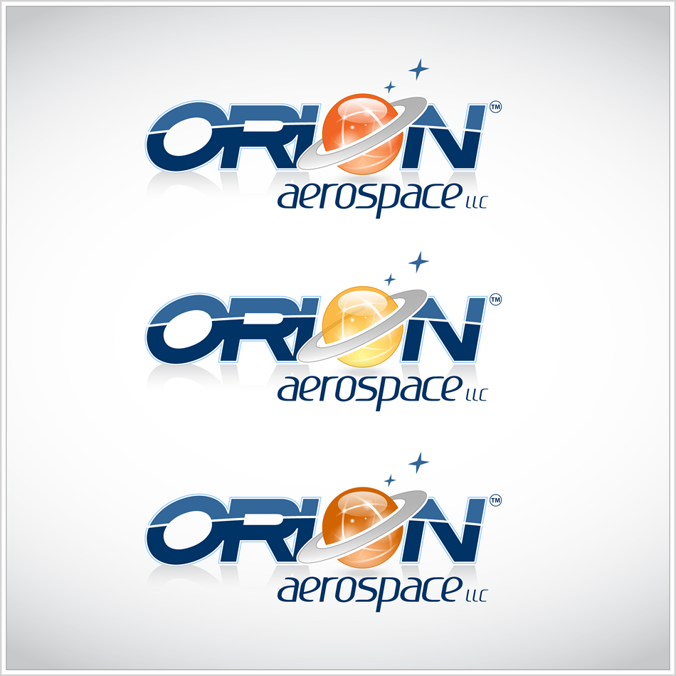 Logo Design by xenowebdev - Entry No. 295 in the Logo Design Contest Orion Aerospace, LLC.