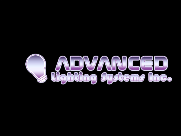 Logo Design by Mythos Designs - Entry No. 58 in the Logo Design Contest New Logo Design Needed for  Company Advanced Lighting Systems Inc..