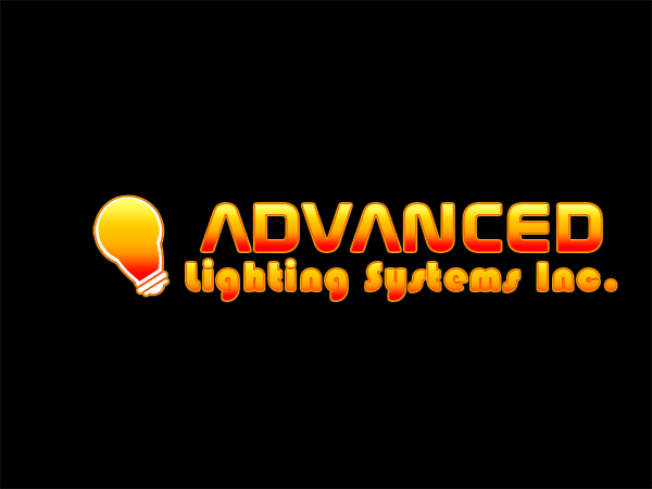 Logo Design by Mythos Designs - Entry No. 59 in the Logo Design Contest New Logo Design Needed for  Company Advanced Lighting Systems Inc..
