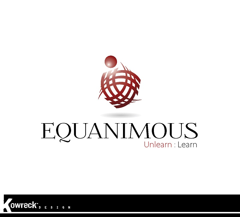 Logo Design by kowreck - Entry No. 143 in the Logo Design Contest Logo Design : EQUANIMOUS : Productivity | Learning | Design.