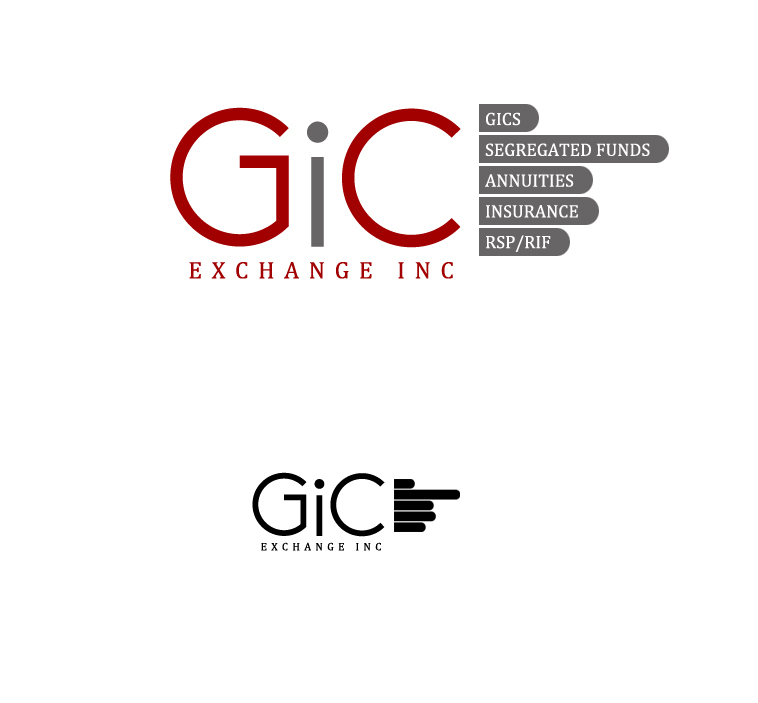 Logo Design by elmd - Entry No. 47 in the Logo Design Contest Logo Design Needed for Exciting New Company GIC Exchange Inc..