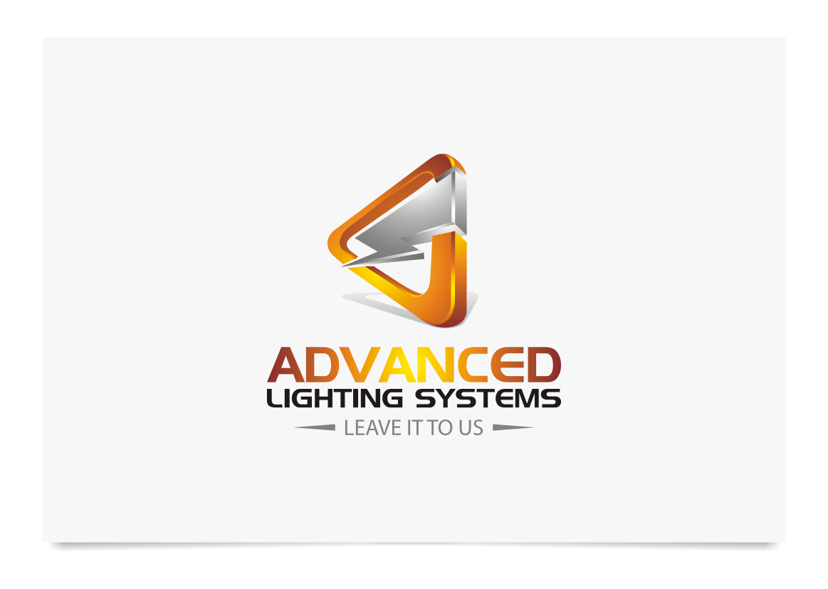 Logo Design by Private User - Entry No. 65 in the Logo Design Contest New Logo Design Needed for  Company Advanced Lighting Systems Inc..