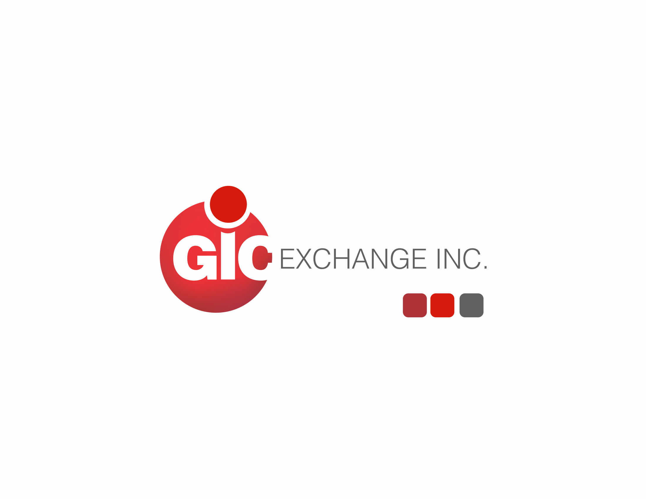 Logo Design by Private User - Entry No. 49 in the Logo Design Contest Logo Design Needed for Exciting New Company GIC Exchange Inc..