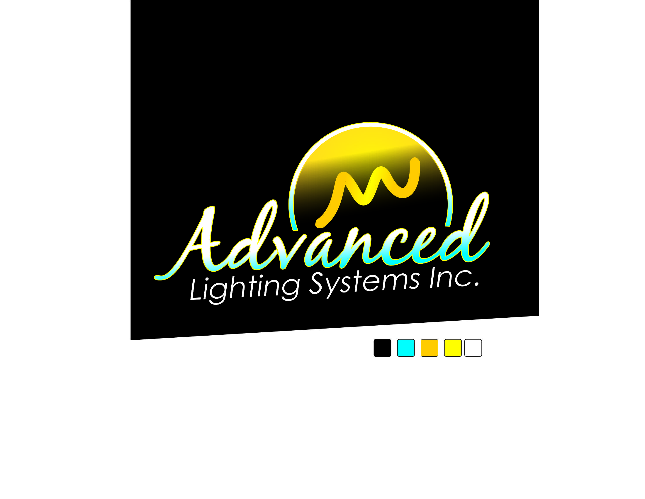 Logo Design by Private User - Entry No. 67 in the Logo Design Contest New Logo Design Needed for  Company Advanced Lighting Systems Inc..