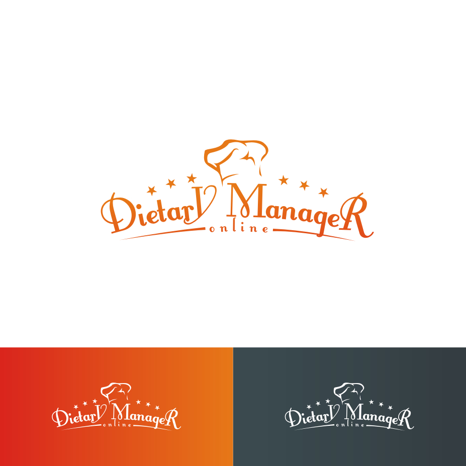 Logo Design by Think - Entry No. 45 in the Logo Design Contest Fun Logo Design for Dietary Manager Online.