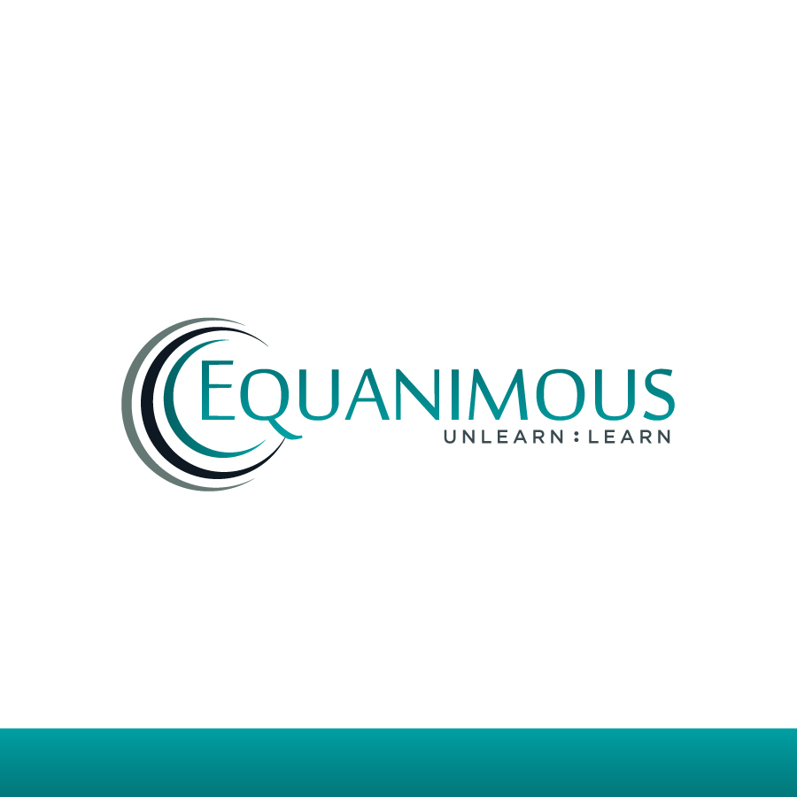 Logo Design by Edward Goodwin - Entry No. 160 in the Logo Design Contest Logo Design : EQUANIMOUS : Productivity | Learning | Design.